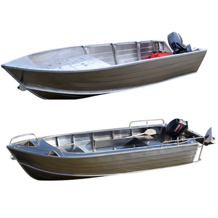 DeporteStar 2019 Aluminium Boat Fishing Boats