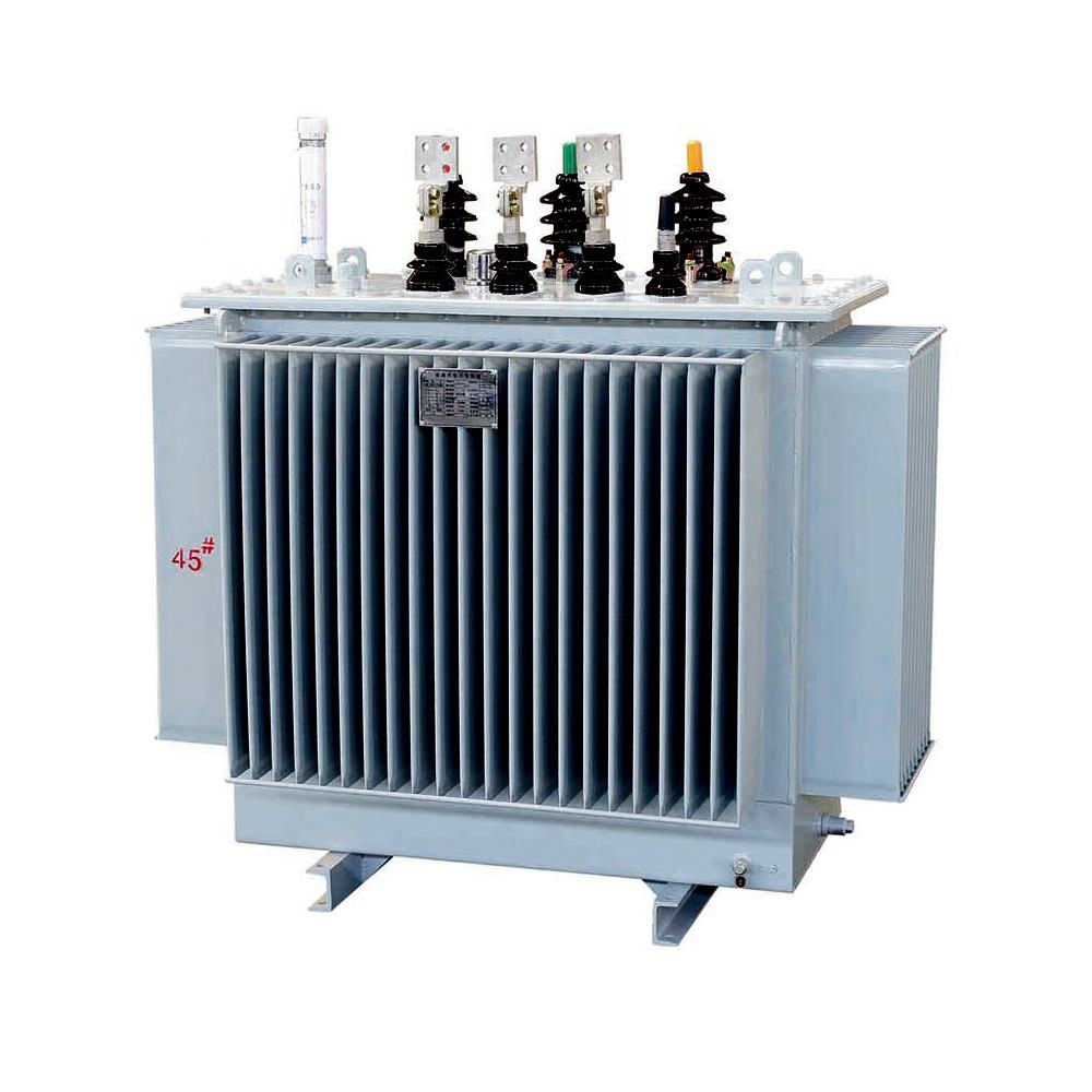 S11 Three Phase Oil Immersed Oil-Immersed Type Transformer Oil-Filled Electric Transformer