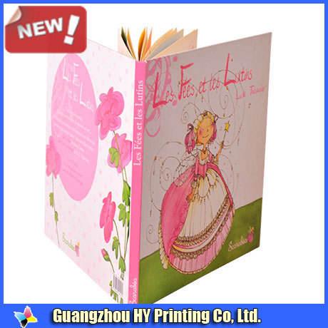 diseño exclusivo de los niños libros de inglés
