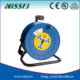 OEM in China high quality 20/30m spring loaded retractable cable reel for vacuum cleaner