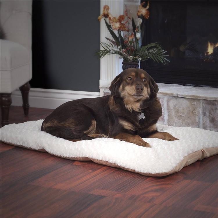 Сон отдыха Индивидуальный цвет Pet Подушка для собак