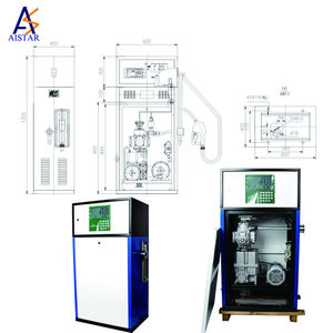 Portable fuel dispenser/fuel dispenser display,components,controller/fuel dispenser