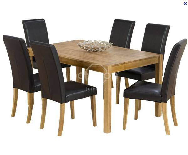 TL066 B classic wood dining table Sean Dix Forte oslo MDF board Dining Table tokyo large table