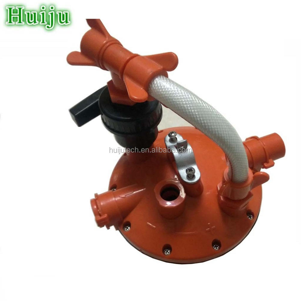 automatic plastic pressure water regulator for chicken drinking lines