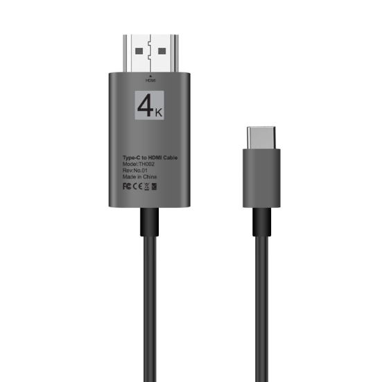 New products 6FT 2M 4K 60Hz USB 3.1 USB C Type C to HDMI cable
