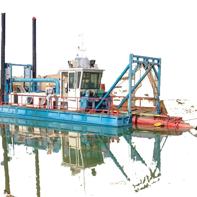 China JuLong la arena barcaza/recipiente/barco en venta