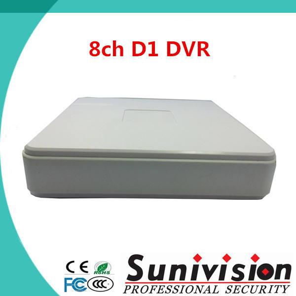 cctv белый пластиковый корпус 8 источник мини ппс dvr дома системы безопасности