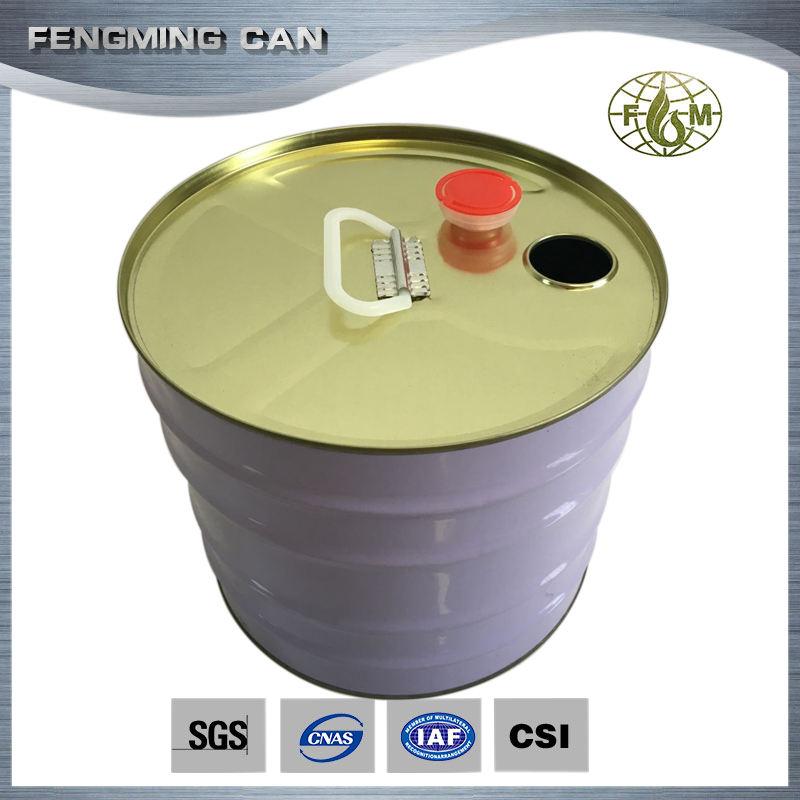 10 литровых металлических масляная краска может упаковка может металла производителя
