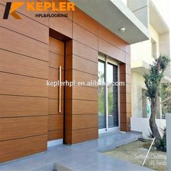 Cheap and high quality 6mm anti-UV weather resistant decorative phenolic compact laminate exterior hpl wall cladding panel