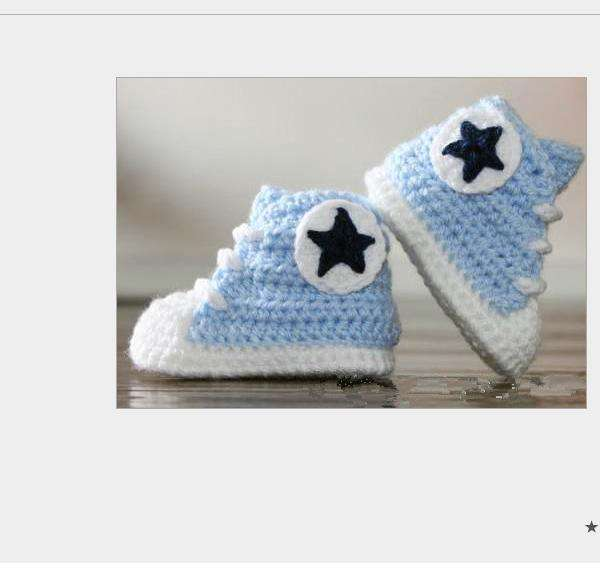 wholesale handmade knit baby sports shoes kids crochet slippers sneakers