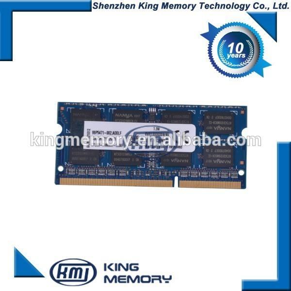 Gute Preisangebot SODIMM RAM ecc nicht ram ddr3 4gb laptop ram, 4gb, 2gb, 1gb, 1333 mhz, 204 pins, PC10600 pc-speicher