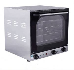 Hotel Restaurant Bakery and Pastry kitchen industrial function 4 layer steam convection electric oven