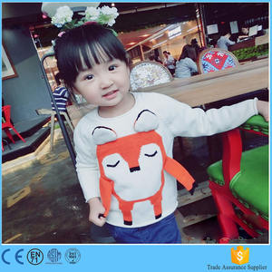 High quality baby wear clothes baby clothes girl kid sweater