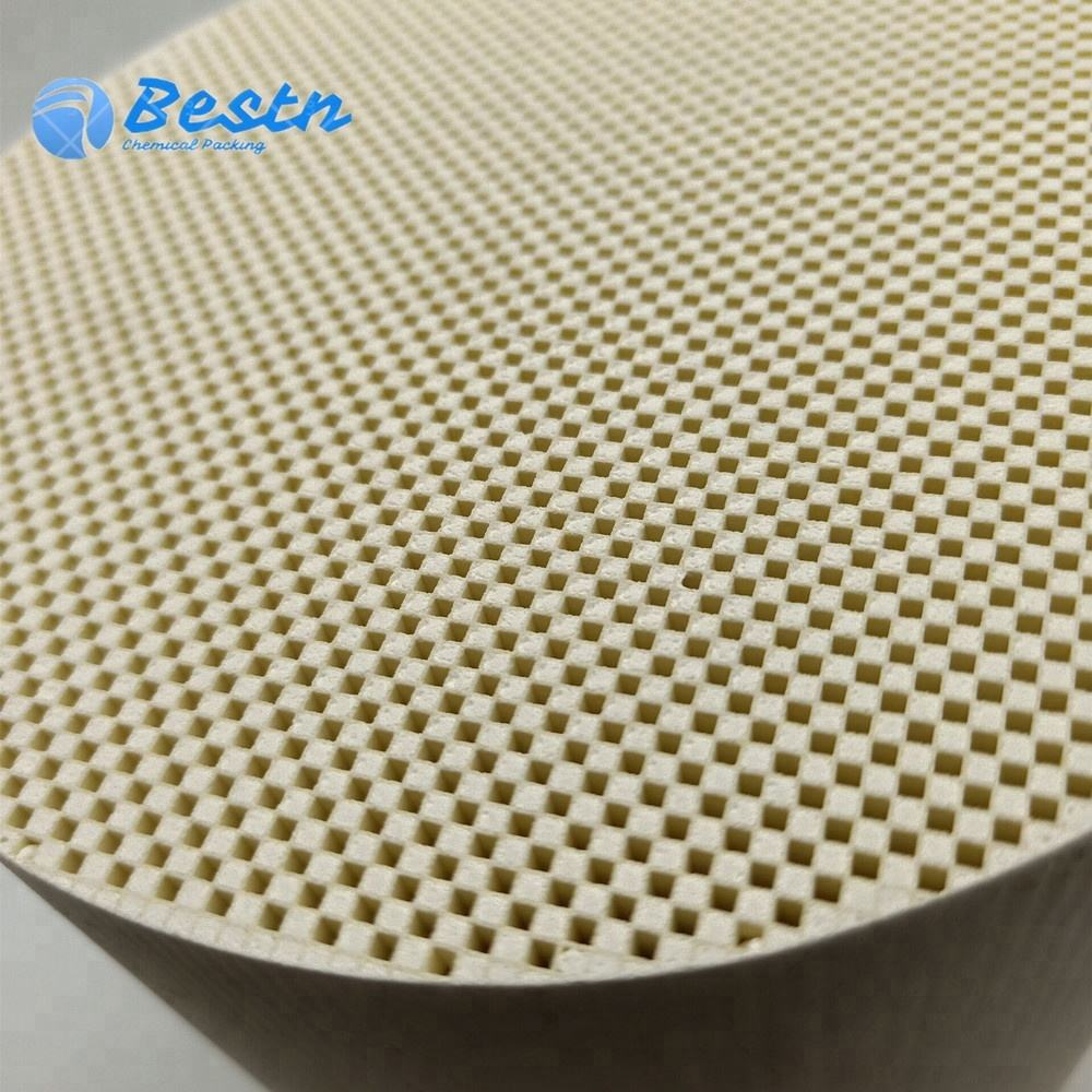 DPF Honeycomb Ceramic Diesel Particulate Filter for Catalytic Converte