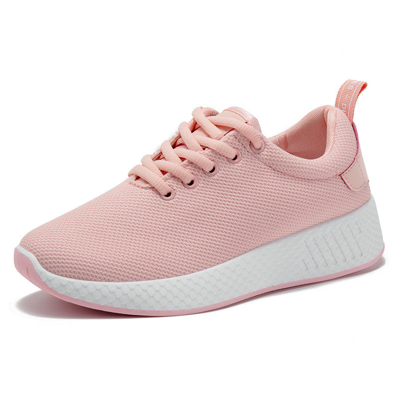 2019 Wholesale Price New Fashion Women Running Shoes Breathable Casual Sneakers