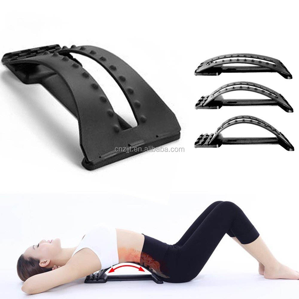 Amazon Back Massage Magic Brancard Fitnessapparatuur Stretch relax