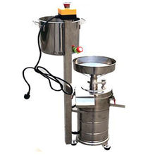 new type soya bean milk grinder machine/bean product processing machinery
