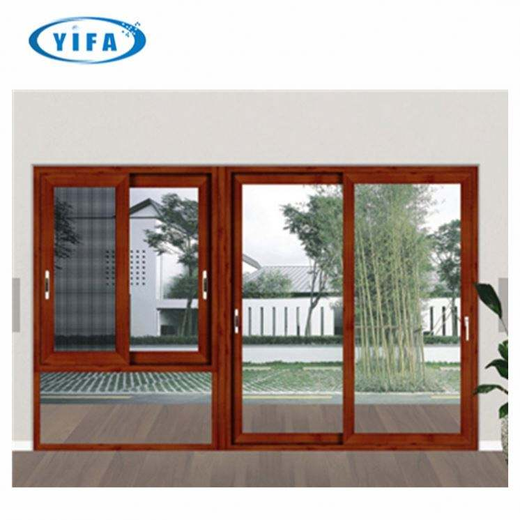 Chinese Factory Top Selling Highest Quality Latest Main Gate Designs Sliding Aluminum Door