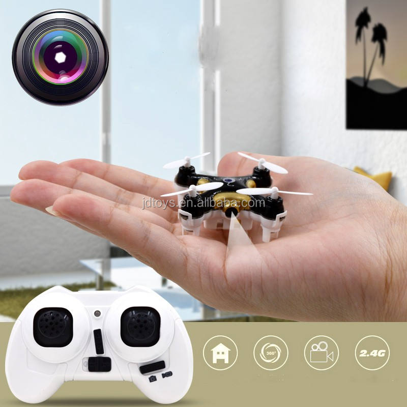 2016 Cheerson CX-10C 2.4G 4CH 6-Axis Mini RC Quadcopter With 0.3MP Camera RTF Micro Nano drone