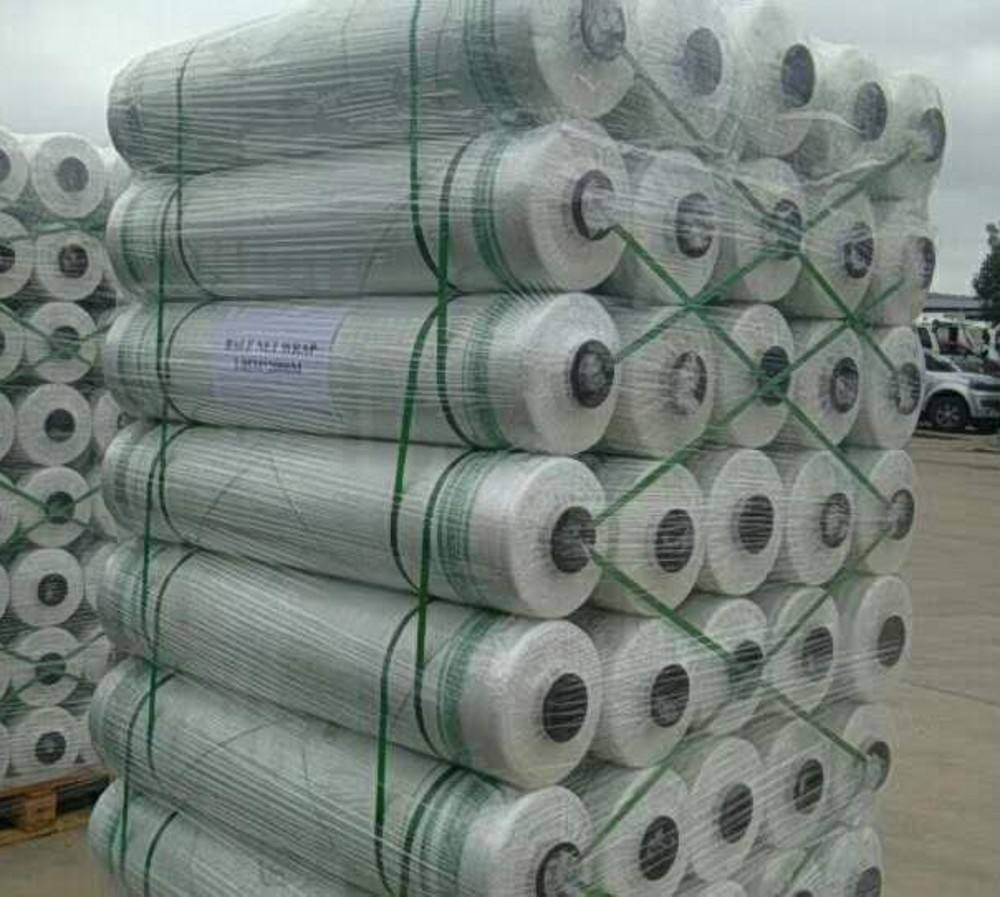 HDPE biodegradable bale wrap net for agriculture