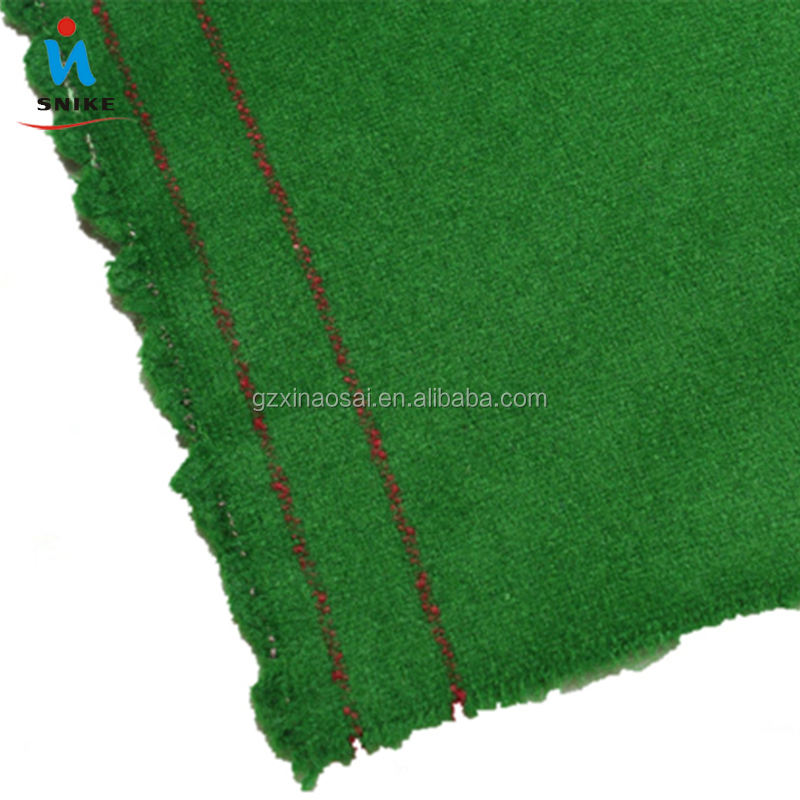 Wholesale billiard accessories wool snooker table cloth