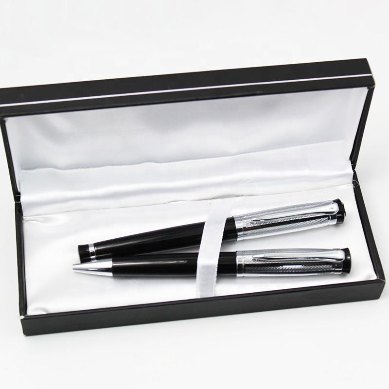G calligraphy pen set writing case Luxury metal pen with high quality box as gift for you want to give