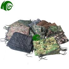 kango  Foldable Military Style Poncho Liner Blanket Lightweight Warmth Ripstop Nylon Army Blanket
