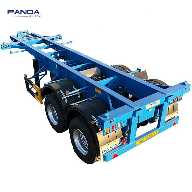 Container Carry Truck/ Truck Chassis Frames/ working platform trailer for sale