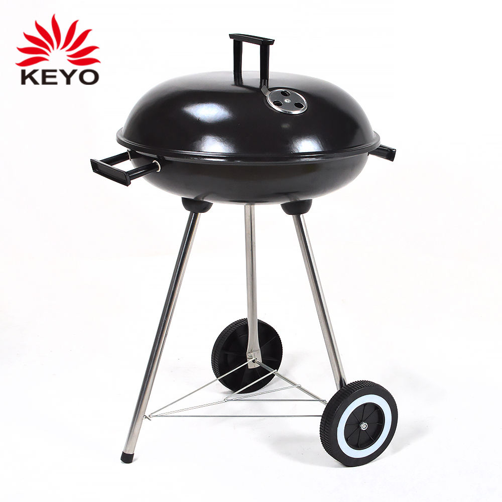 Low Price LFGB Patio Backyard Barbecue 17 Inch Kettle Grill Bbq Camping Barbeque 17 'Charcoal Grill