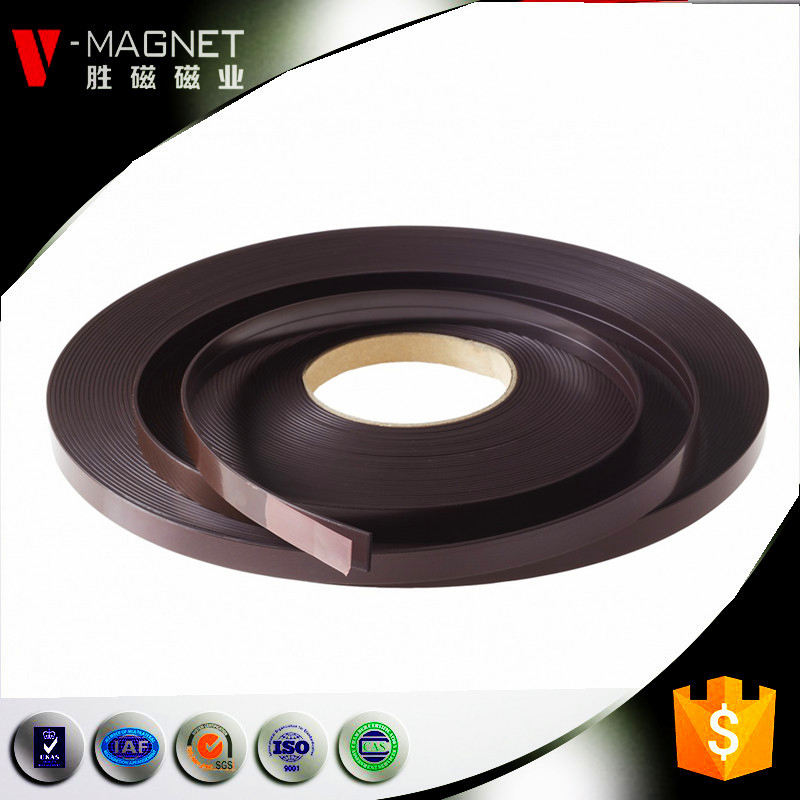 """Outdoor//Indoor Acrylic Adhesive Magnetic Tape 1/"""" X 100/' 120 mil Strip Roll"""