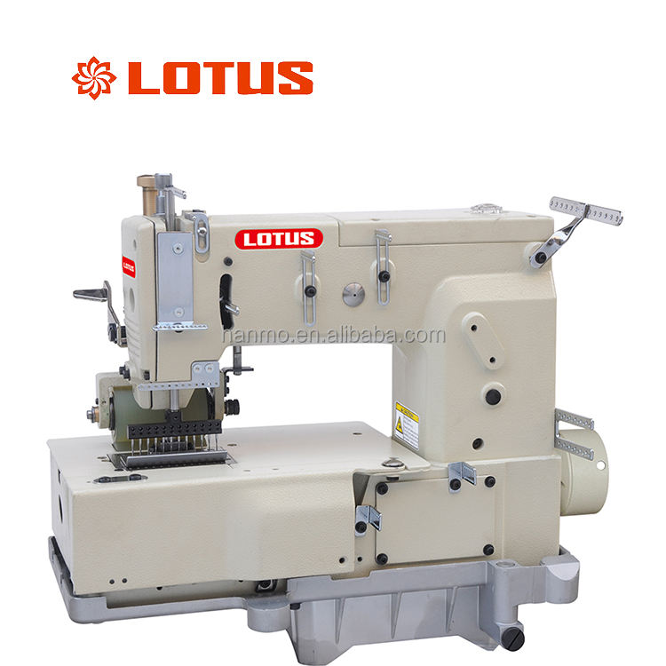 LT 1412 12-NEEDLE FLAT-BED ĐÚP CHAIN STITCH SEWING MACHINE