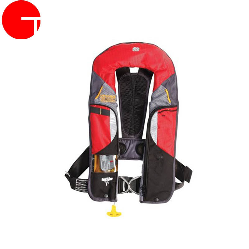 Automatic Inflatable Device for Inflatable Life Jacket