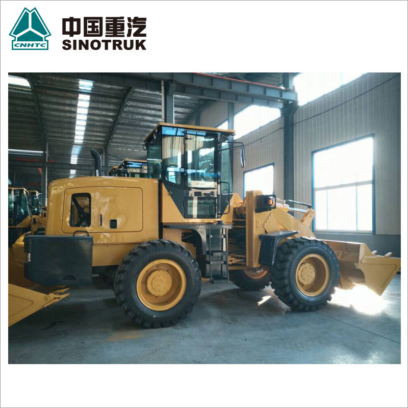 high quality low price foton fl936f 3ton wheel loader