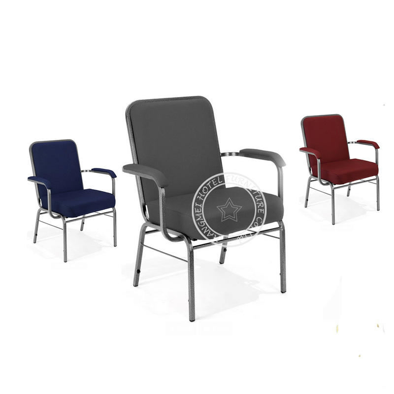 Hotel Furniture Factory Church Chair For Auditorium