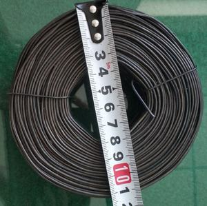 16 מד שחור Annealed Rebar עניבת חוט 3.5lb לשוק בארה