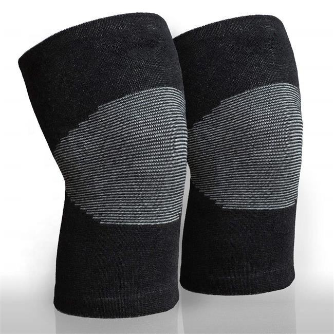 Knee Compression Sleeve, Bamboo Charcoal Fiber Compression Sleeve for Joint Pain,Tendonitis,Arthritis