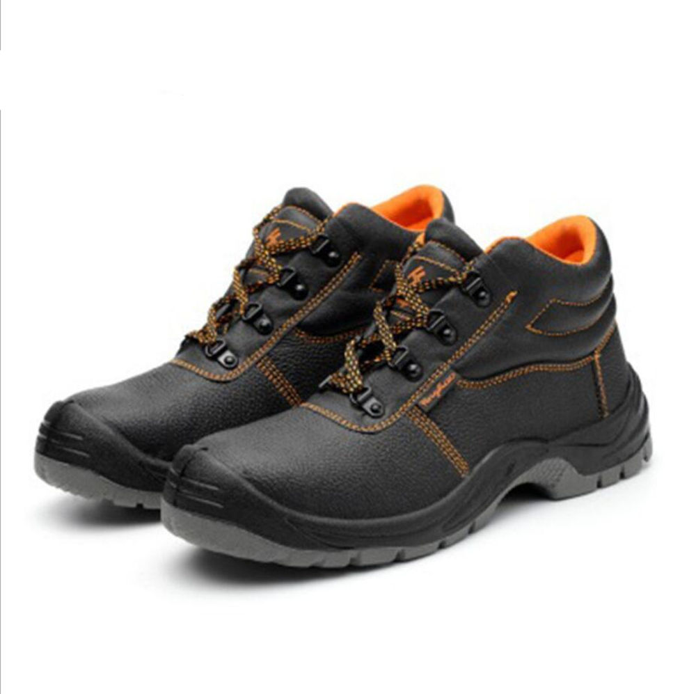 Cheap Price Steel Toe Cap Fiber Safety Shoes for Thailand FW-FZ0046