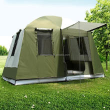 6 people large outdoor rain-proof camping tent traveling tent for holidays