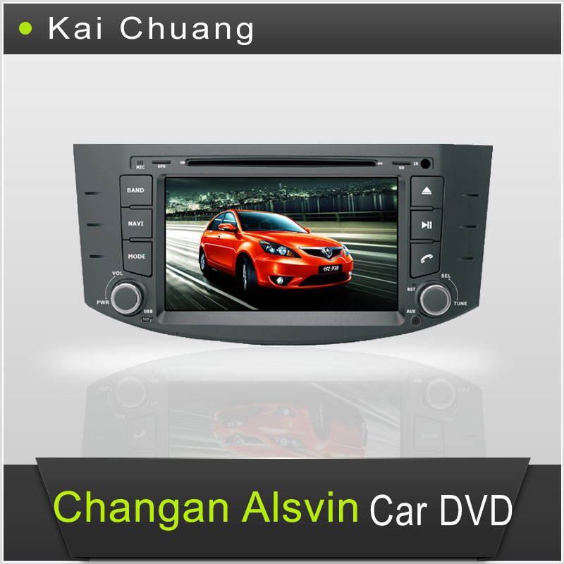 7-zoll-touchscreen armaturenbrett changan alsvin/yuexiang auto-dvd-<span class=keywords><strong>player</strong></span> gps mit bluetooth radio usb aux-in swc