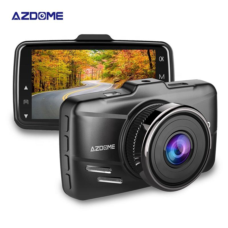 Hot Popular Car Dvr Black Box 2.5 Inch User Manual Full Hd 1080P Vehicle Blackbox Recorder