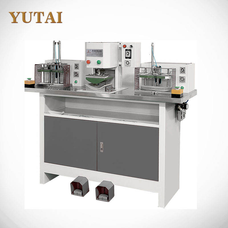 Shoe Equipment 380 V 1.5KW Toe Puff Forming Machine YT-665