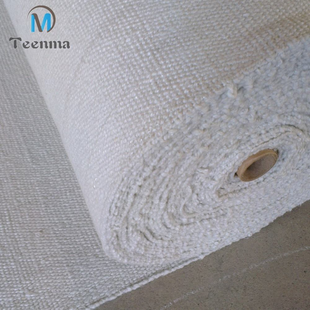 High Temperature Resistant Fireproof and Heat Insulation Ceramic Fiber Fabric