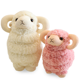 Promotional plush animals sheep 25cm soft toy plush goat cute toy plush sheep in stock