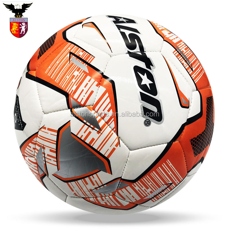 ALSTON Official Size 5 Soccer Ball Custom Training Soccer Ball