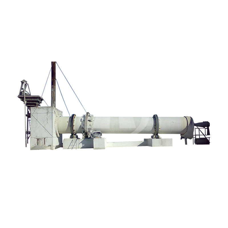 China High Capacity Industrial Rotary Drum Dryer Sawdust Slag Sugar Drying Machine