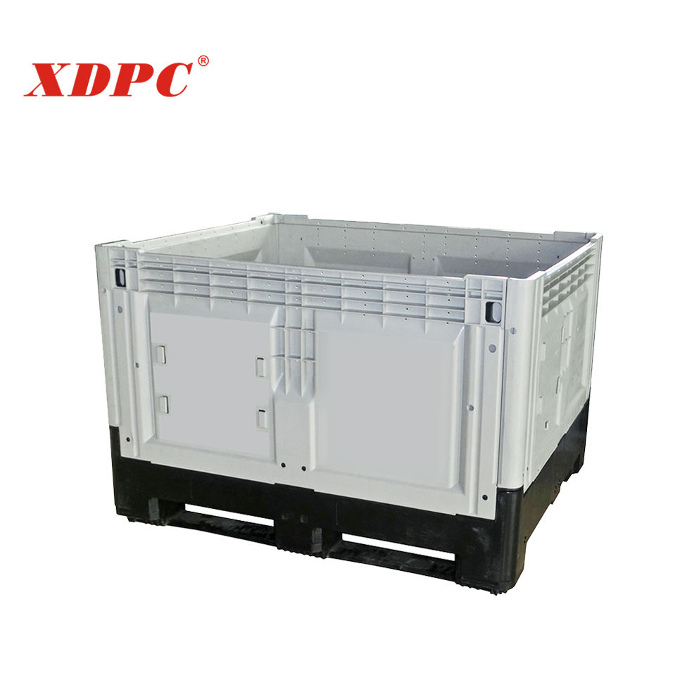 Used crate mould mold plastic moving folding foldable bread crate