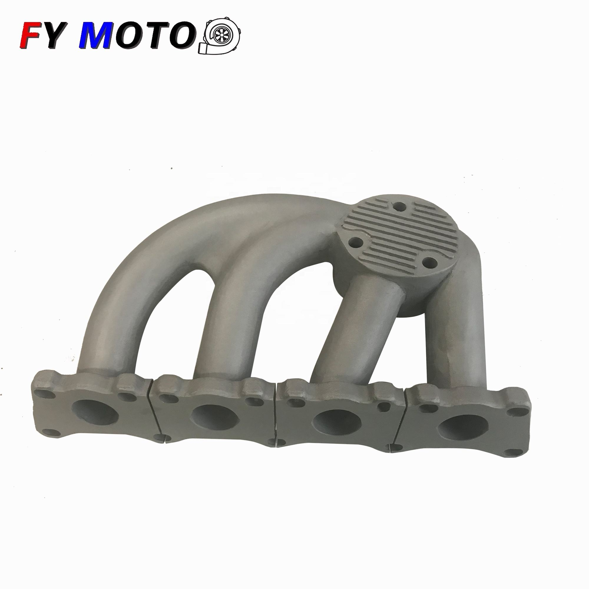 for Aud S3 8P TT 8N | Seat Leon Cupra R 1.8T Cast stainless steel Turbo Exhaust Manifold