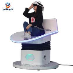 2019 Hottest Virtual Reality Equipment 9D Sliding Simulator Games VR Slide