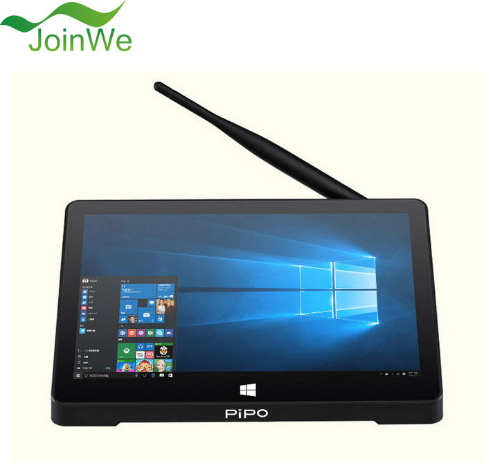 Factory supply Win 10 &Android Dual Boot 2 version Z8300 Mini PC PIPO X9S 4g+64g 8.9 inch Tablet android