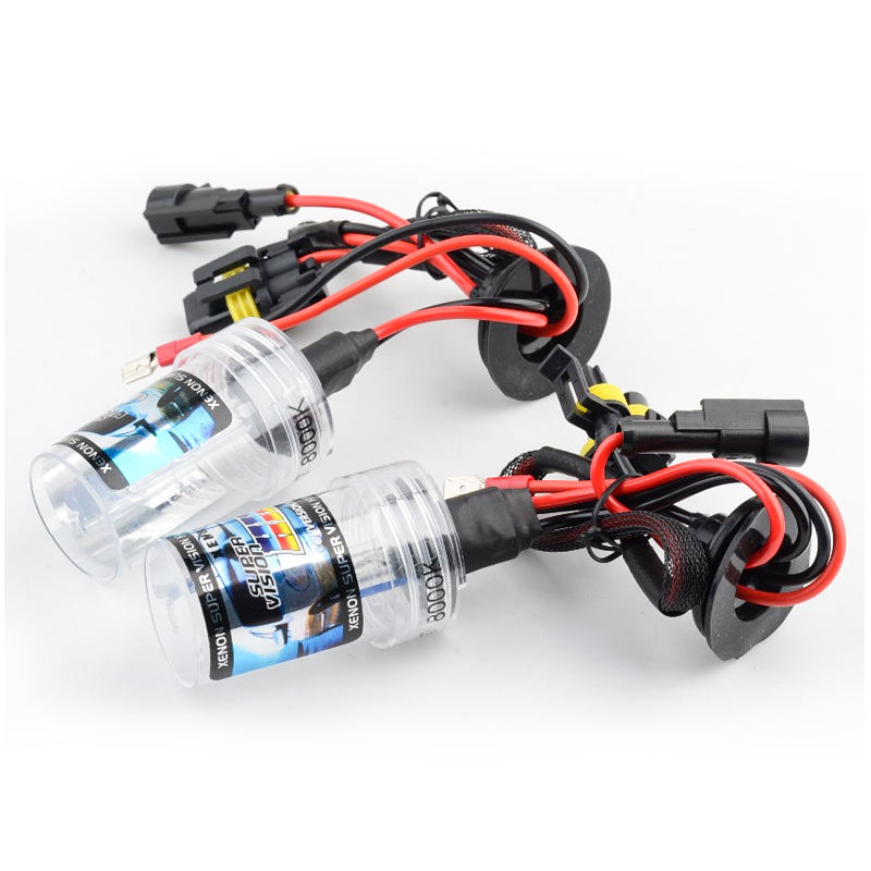super bright 35w slim ballast single/bi-xenon/dual beam 8000k Can bus 6000lm hid xenon light